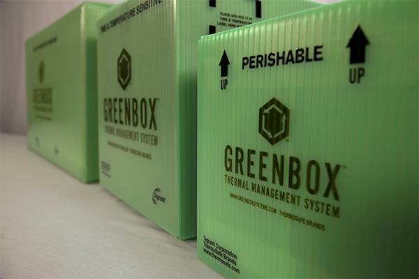 greenbox temperature control system