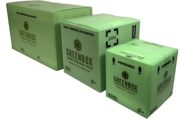 greenbox temperature control system different sizes