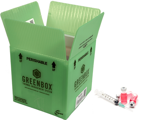 greenbox temperature control system side